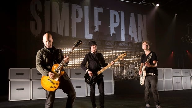 Simple Plan rocker among Quebec entertainers shaken by wave of sex misconduct allegations | CBC News