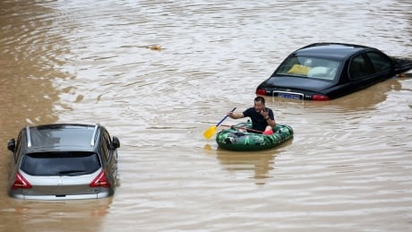 China Deadly Floods