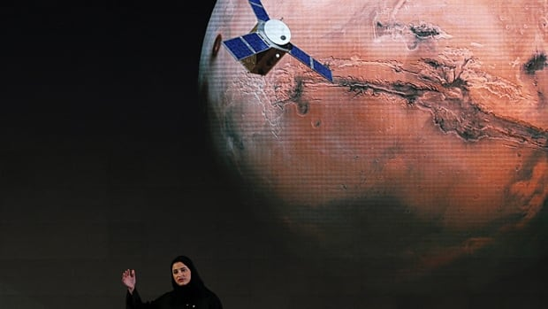 Mars is about to be invaded by robots from planet Earth