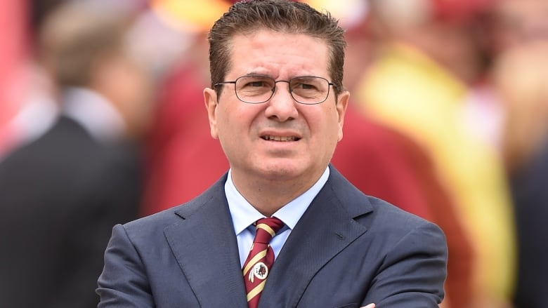 NFL's Washington to drop Redskins nickname on Monday