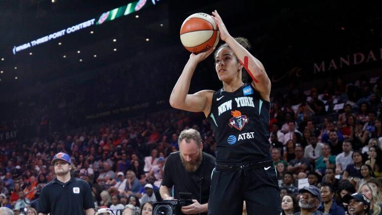 WNBA announces July 25 opening, Black Lives Matter dedication