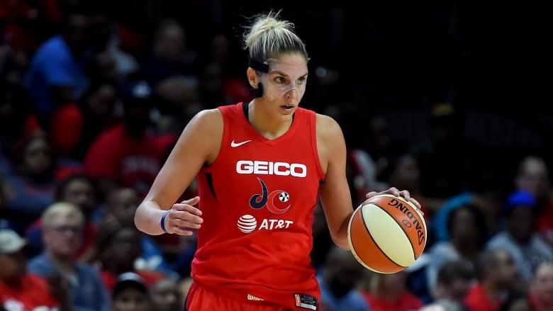 WNBA denies Elena Delle Donne's medical opt-out request