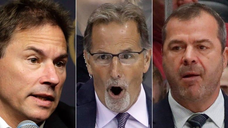 Cassidy, Tortorella, Vigneault vying for National Hockey League coach of the year honours