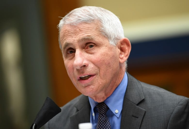 Fauci says COVID won't be pandemic long, thanks to vaccines