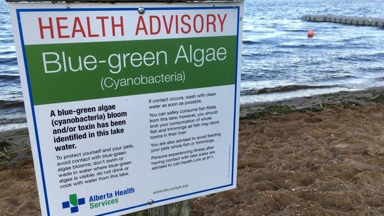Two advisories for Sturgeon Lake