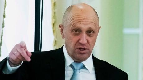 U.S. sanctions companies linked to businessman close to Putin