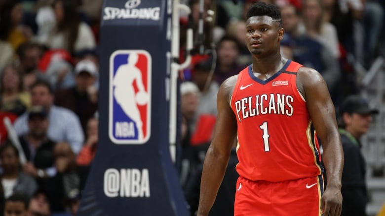 Pelicans' star Williamson leaves National Basketball Association 'bubble' for family emergency