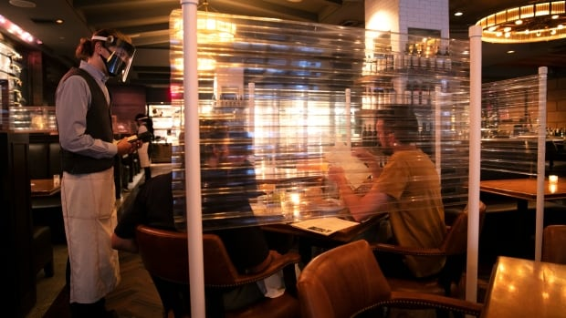 Majority of Canadians would rather eat at home than a restaurant: Andrew Coppolino | CBC News