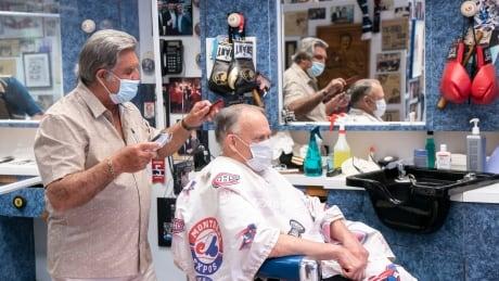 COVID barber June 15 2020