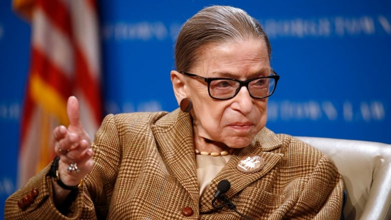 Justice Ruth Bader Ginsburg Announces She Is Being Treated For Liver Cancer