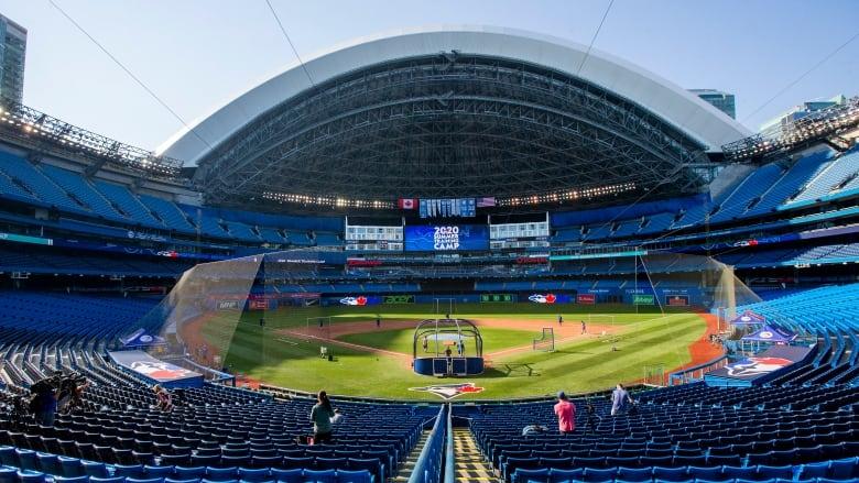 Sahlen Field returns as option for Toronto Blue Jays home ballpark