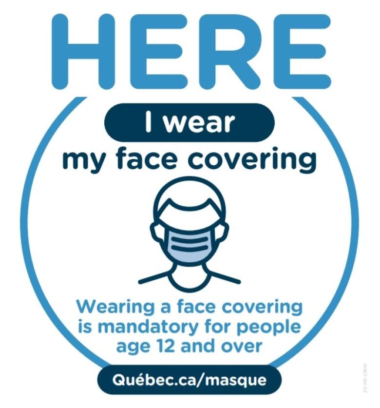 How Quebec's new mandatory masks rule works