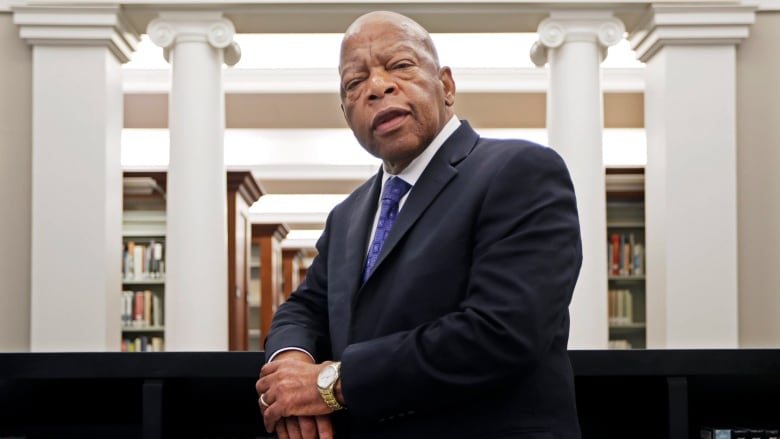 Congressman and civil rights icon John Lewis dies