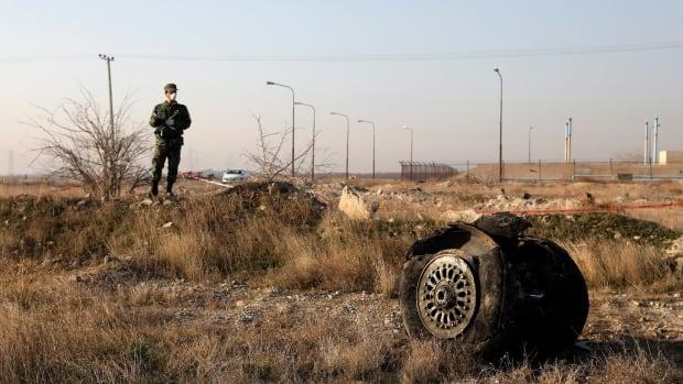 Iran sends downed Ukrainian plane's black box to France   CBC News