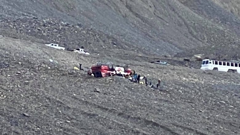 Three dead, many injured in Canadian glacier accident