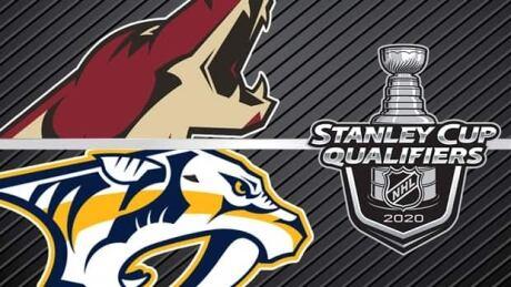60-second NHL previews: Coyotes vs. Predators