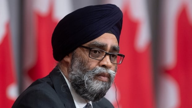 Sajjan had a duty to pursue misconduct claim against Vance, say former military members