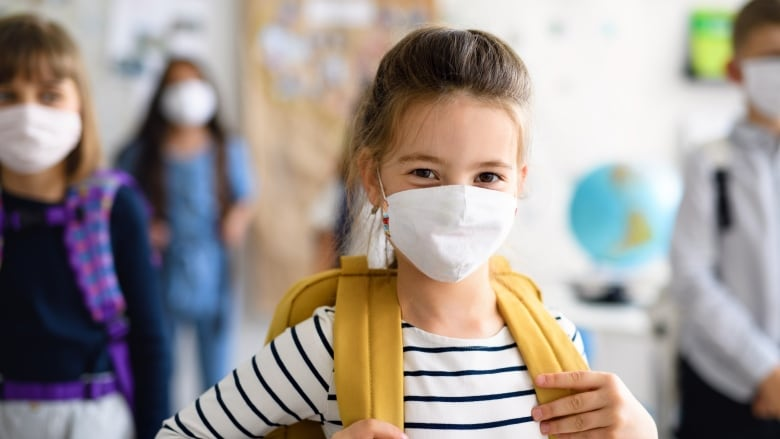 How to get your kids used to wearing masks | CBC News