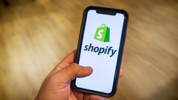 Shopify revenue tops $1B as pandemic causes online sales to surge to record