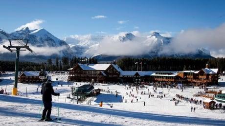 Lake Louise Ski Resort Charges 20200722