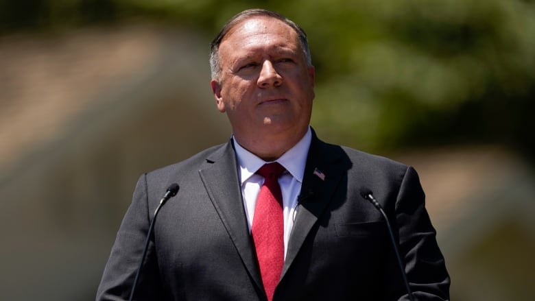 Pompeo urges 'free nations' to change behaviour of CCP