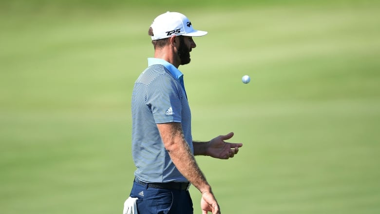 Richy Werenski grabs one-shot lead at 3M Open; Dustin Johnson withdraws