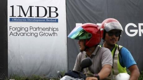 GOLDMAN SACHS 1MDB/PROBE