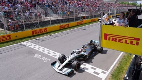 CAR F1 Canadian GP Postponed 20200407