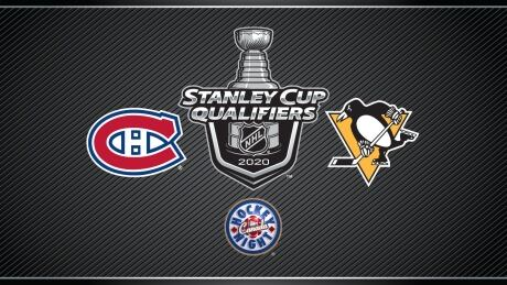 HNIC - Montreal Canadiens at Pittsburgh Penguins - 2020 Stanley Cup Qualifiers