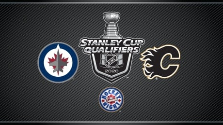 HNIC - Winnipeg Jets at Calgary Flames - 2020 Stanley Cup Qualifiers