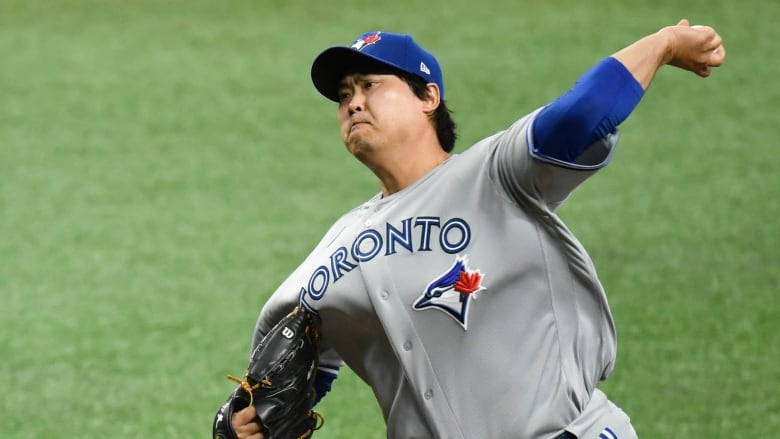 Blue Jays to play in Buffalo amid pandemic
