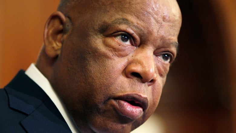 Trump says he will not pay respects at ceremony for John Lewis