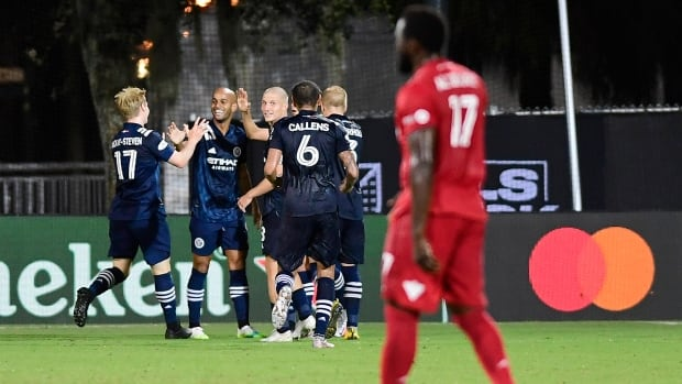 Toronto FC exits MLS is Back Tournament with Round of 16 loss to New York City FC | CBC Sports