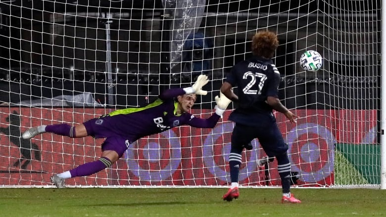 Vancouver Whitecaps Eliminated From Mls Tournament In Penalty Shootout Cbc Sports