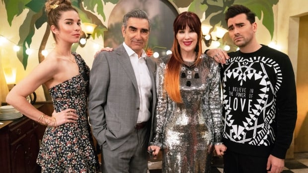 What the Schitt's Creek cast is working on now