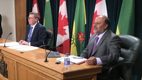 Premier Scot Moe Dr. Saqib Shahab