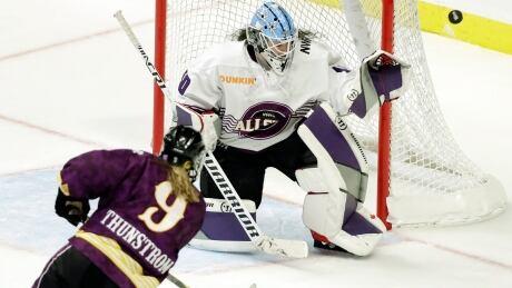 Women's Hockey Boom