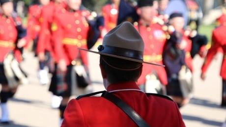 RCMP Change of Command Ceremony, Regina