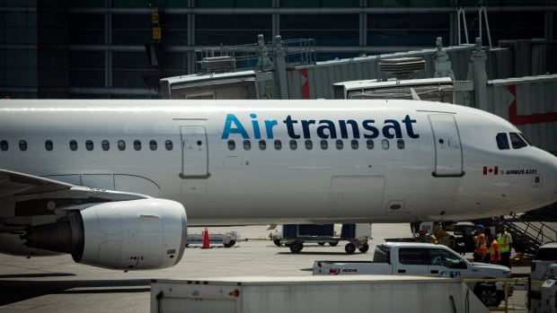 Air Transat cancelling all flights out of Toronto for duration of winter season | CBC News