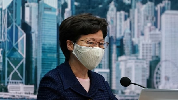Hong Kong postpones elections by a year, citing coronavirus thumbnail