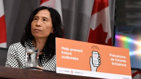 COVID-19 update: Federal ministers and public health officers address Canadians