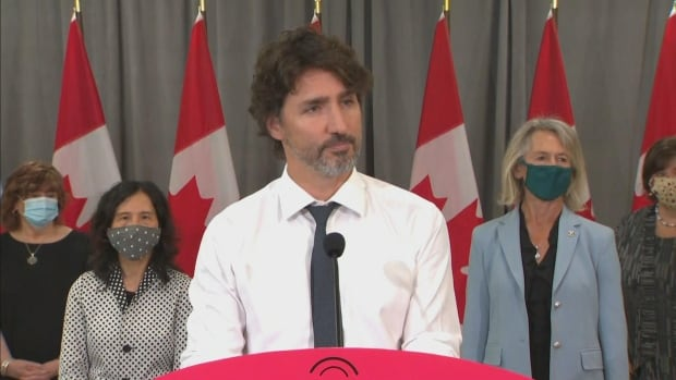 EI-like benefit for gig, contract workers will be available after CERB ends, Trudeau says