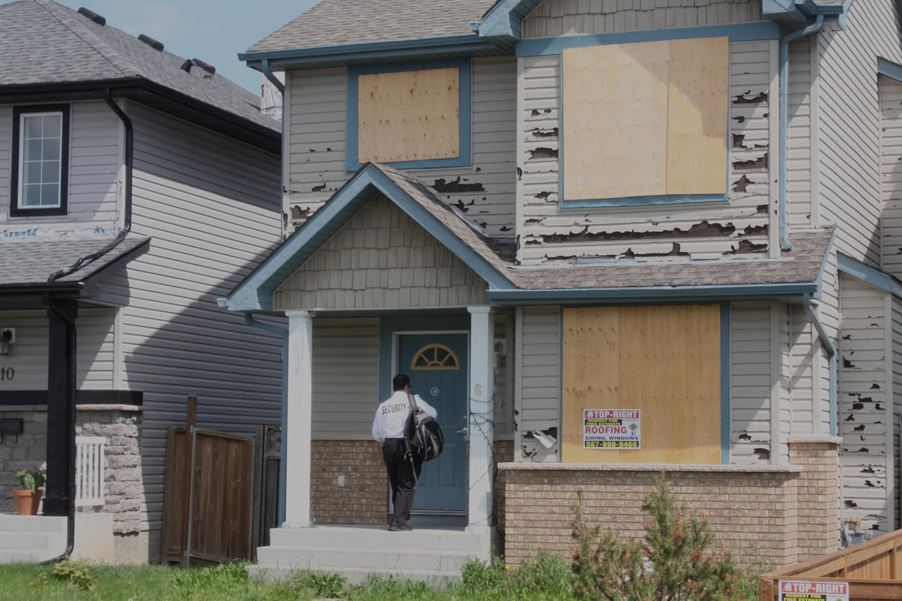 Calgary S Hail Storm Victims Still Waiting On Insurance Companies More Than 50 Days Later Cbc News