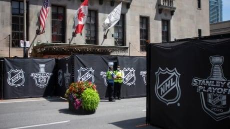 NHL  Toronto Bubble 20200726