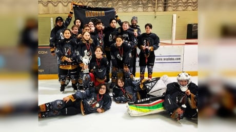 Dakota Warriors AAA hockey team
