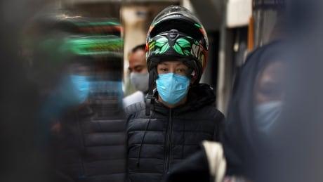 Virus Outbreak Mexico - Economy