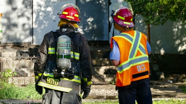 North Winnipeg blaze that sent 1 to hospital was likely ...