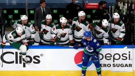 Canucks Micheal Ferland fined $5,000 for spearing