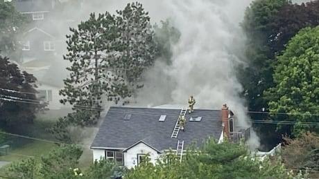 2779 Joseph Howe Drive fire