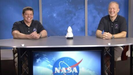 NASA SpaceX press conference